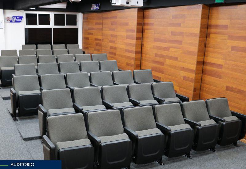 Auditorio EUDEP