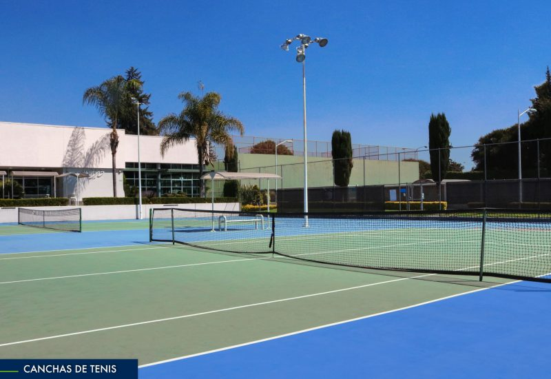Canchas de Tenis EUDEP