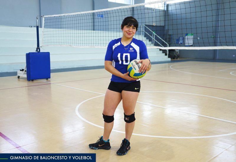 Gimnasio Baloncesto y Voleibol EUDEP