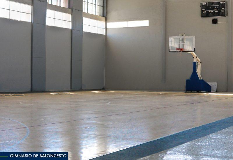 Gimnasio de Baloncesto EUDEP