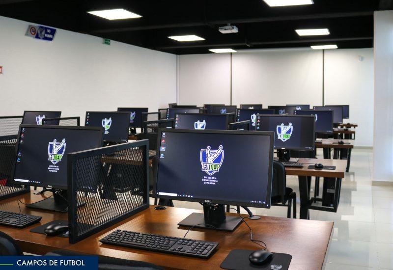 Salón de Computo EUDEP