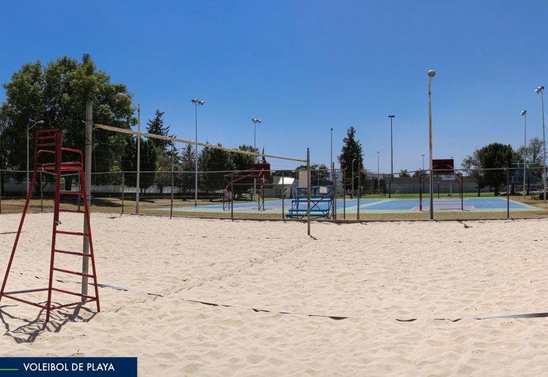 Voleibol de Playa EUDEP
